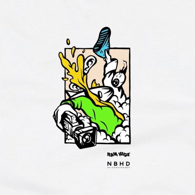 Raw Hide X NBHD Jetcam T-Shirt